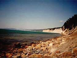 Дивноморске дикие пляжи дивноморска